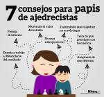 7 consejos para papis de ajedrecistas